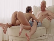 WOWGIRLS Aroused and super wet J. Joanna lets the guy fuck her as he wants and he wants anal.