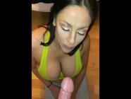 Fucked her boyfriend until she sees (cut)