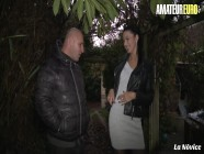 LaNovice - Ania Kinski Big Tits Polish MILF Fucked In Ass And Pussy By Her Lover - AMATEUREURO