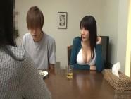 HUNTA-312 The Young Mrs. Next Door - Ver. Hanyu Arisa