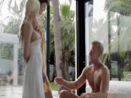 WOWGIRLS PROMO Nancy and Aimee Ryan shock a very lucky guy with their lustful skills in threesomes.