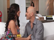 Brazzers - Johnny Sins Have Two Hot Busty Wifes To Satisfy At The Same Time