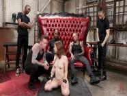 The Good Slut: New Slave Jenna Clove Gets Stuffed Airtight