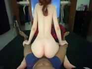 Submissive PAWG Bouncing On Big N' Dick ( BBC WORSHIP)