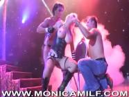 Norske Porno Monica har Live sex på sexhibition i Oslo Crazy monicamilf