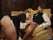 JoyBear - Naughty Maid Can't Resist The Butler