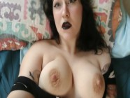 POV - You're on top of your goth gf | Lady Ligeia