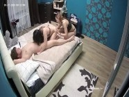 Adult Amateur Couple Invited Wife's Friend to Visit