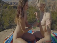She Seduced Me: Nature Lesbians - Chloe Temple & Isabel Moon